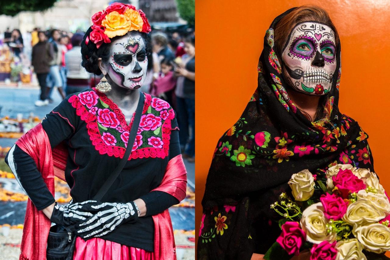 Alexa Tipps Schaurig Schone Diy Halloween Kostume